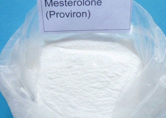 Proviron Muscle Building Steroids Mesterolone for Bodybuilder Supplement CAS 1424-00-6